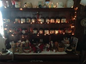 Candle Cupboard