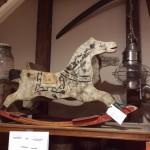 Wonderful horse at Dirty Bird