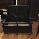 Primitive Wood Box, Great Patina