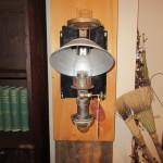 Great Old Caboose Lantern